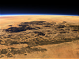 The Aïr Mountains and Ténéré desert